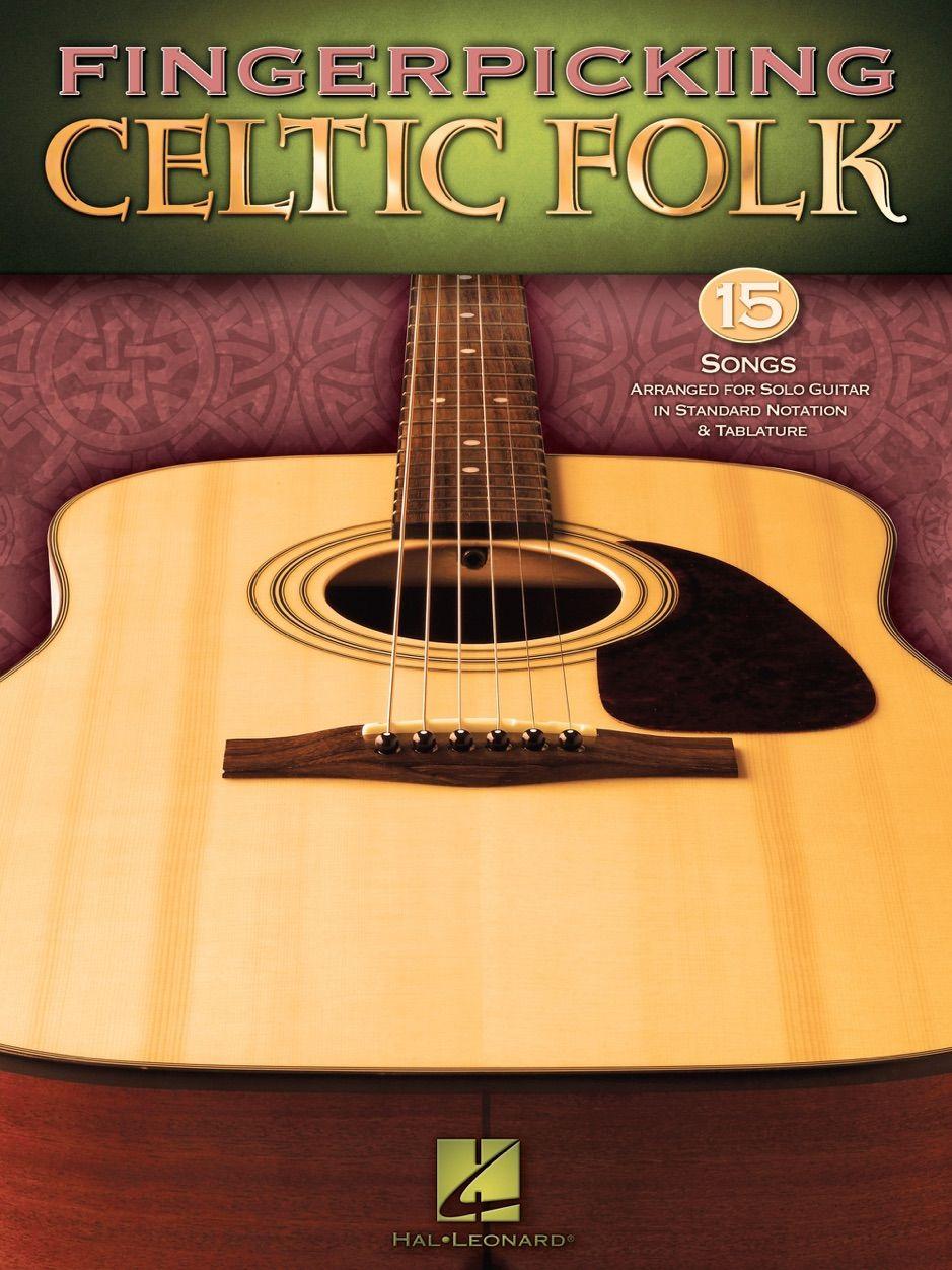 Fingerpicking Celtic Folk (Songbook) , Sponsored,