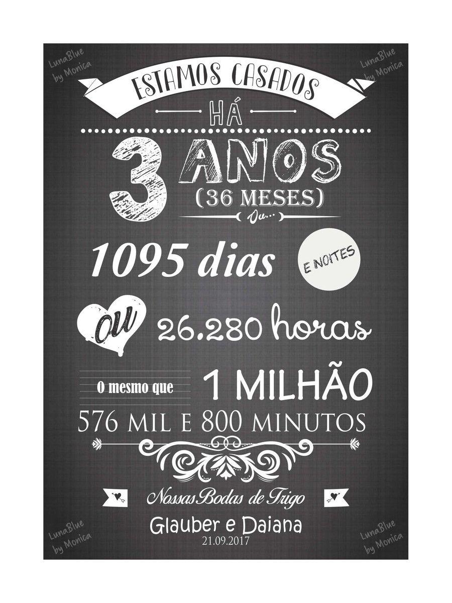 Chalkboard Bodas De Trigo Arte Digital Bodas De Ceramica
