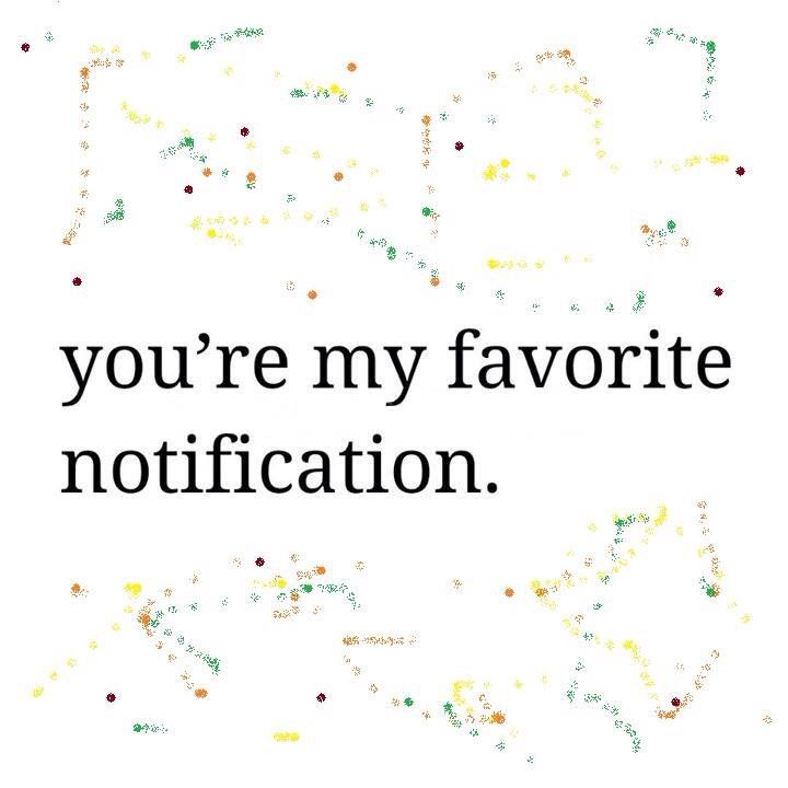 Youre Forever Be My Favorite Notification Relationships Quotes