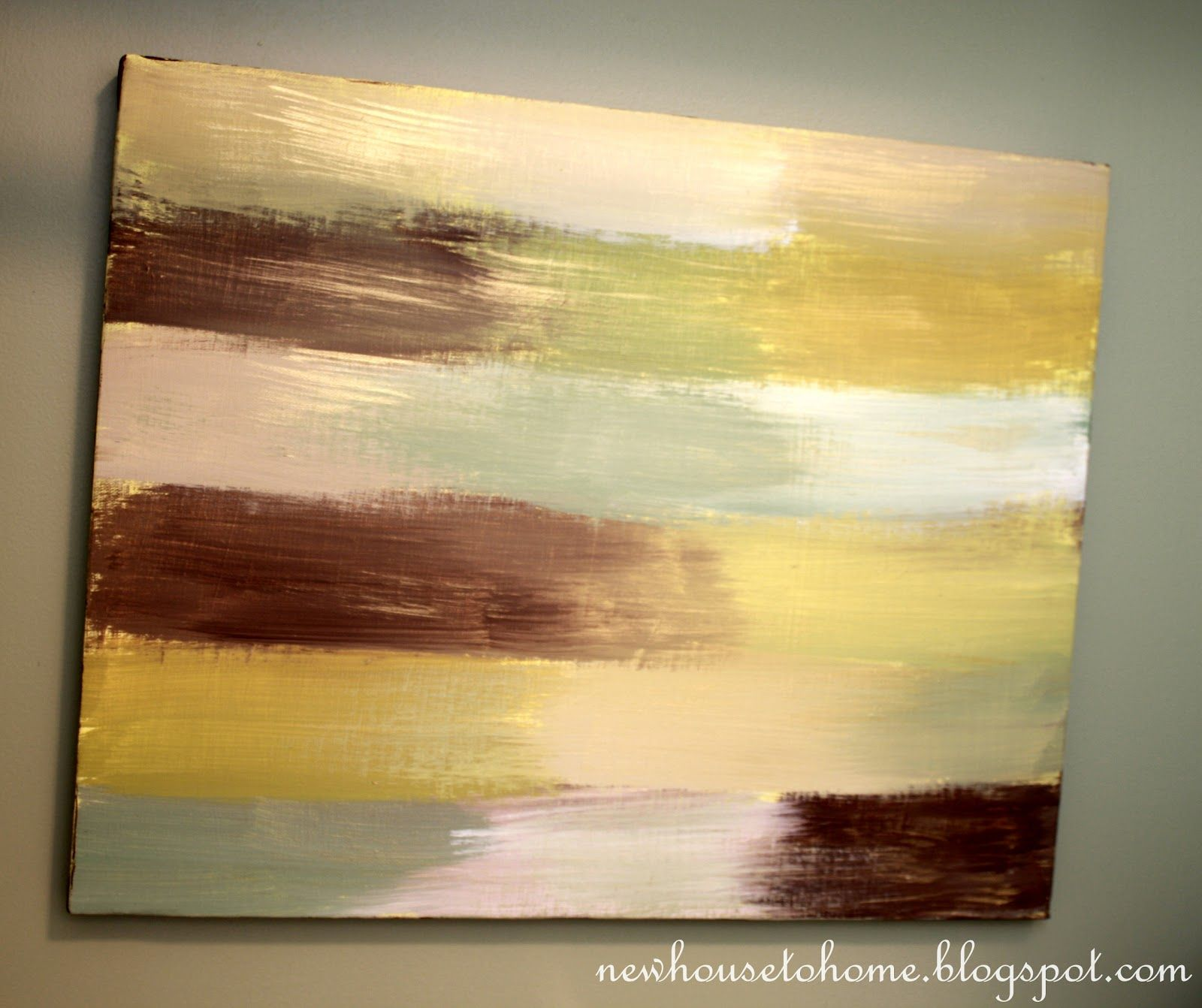 Easy Acrylic Paintings | Easy Acrylic Painting Ideas Canvas First, i ...