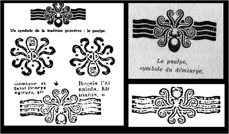 Greek Octopus Symbol Google Search Greek Mythology Pinterest