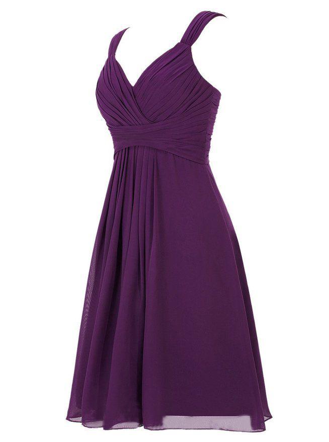 Hermosa Vestido De Novia De Gasa Simple Motivo - Ideas de Vestidos ...