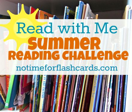 3rd Annual Summer Reading Challenge | Lifetime Love of