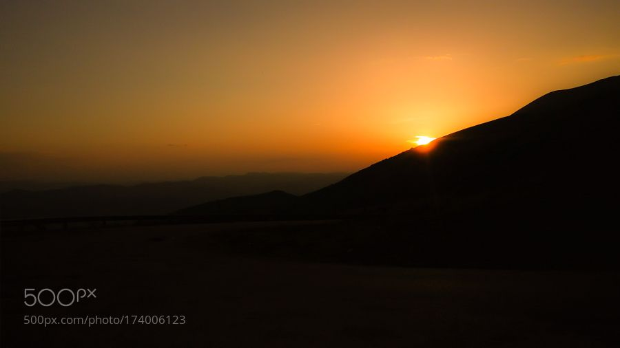 Popular on 500px : Sunset by lucamoriconi