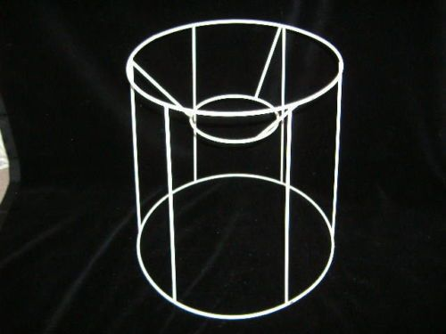 Round drum lampshade frame 10 x 12 x 12 height den pinterest round drum lampshade frame 10 x 12 x aloadofball Image collections