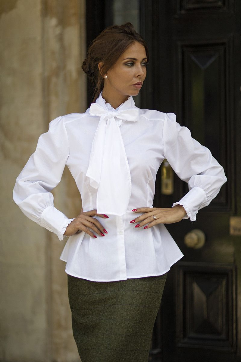 acf59dc0ffb The Great Scot Victorian Blouse