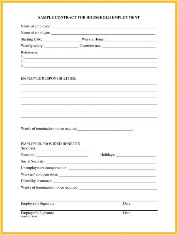 Employee Termination Template template Pinterest Template and - sample termination letters