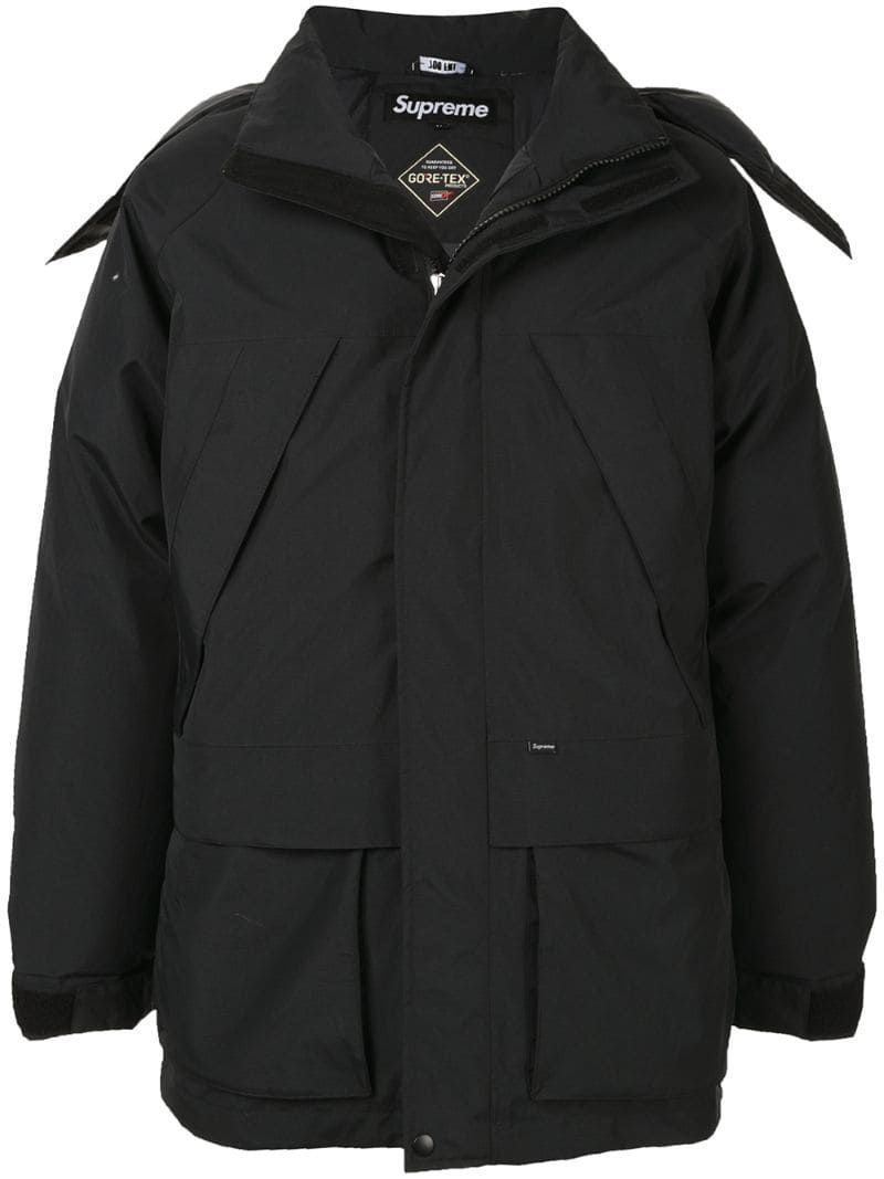 Tommy Hilfiger Men/'s Quest Modern-Fit Raincoat with Removable Hood Size 36R