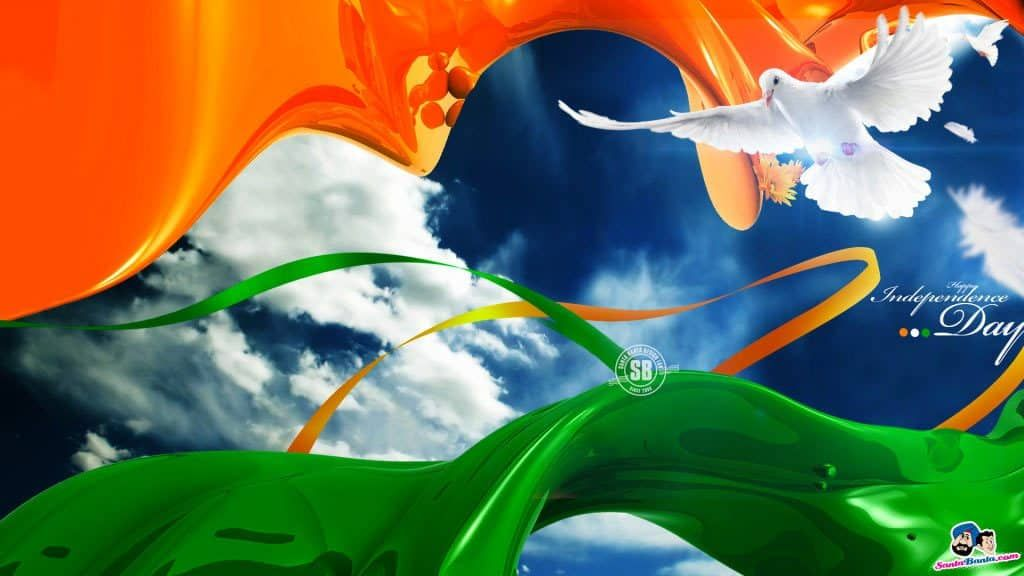 Indian Flag Images 3d Free Download Independence Day Wallpaper