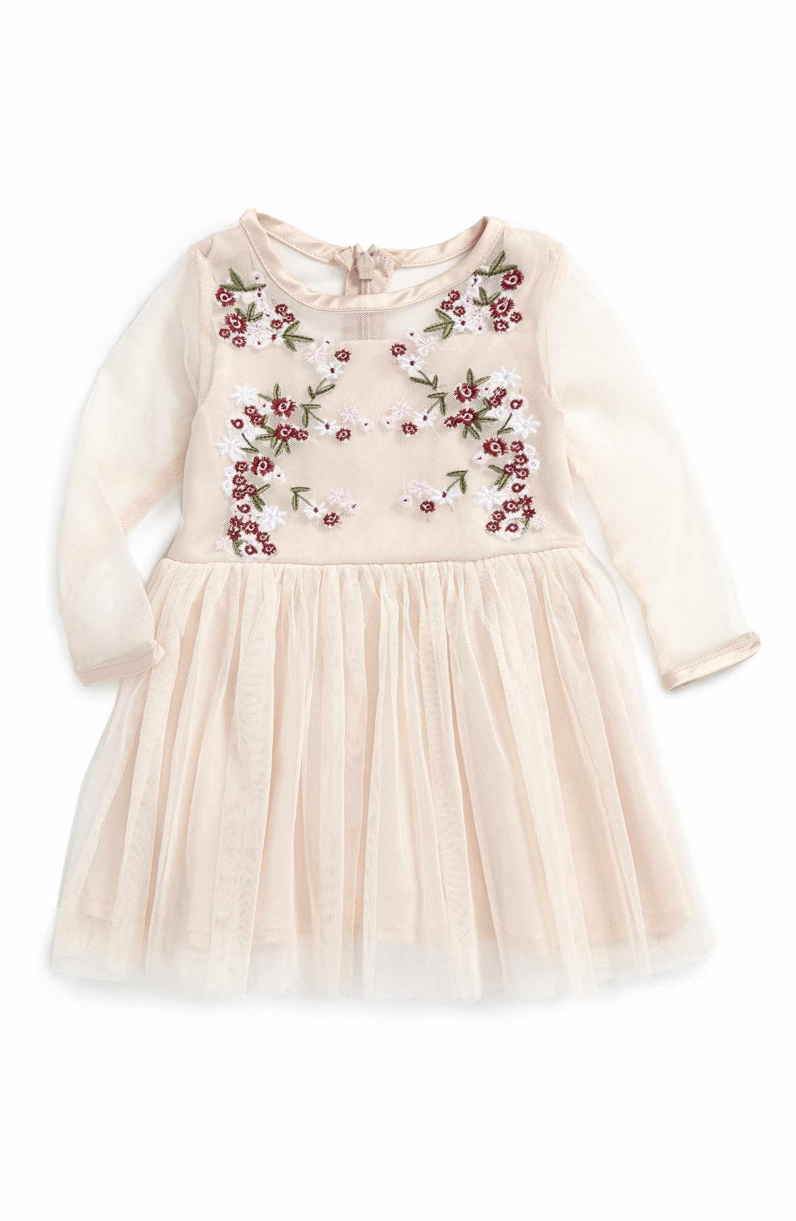Main Image Bardot Junior Annabelle Dress Baby Girls & Toddler