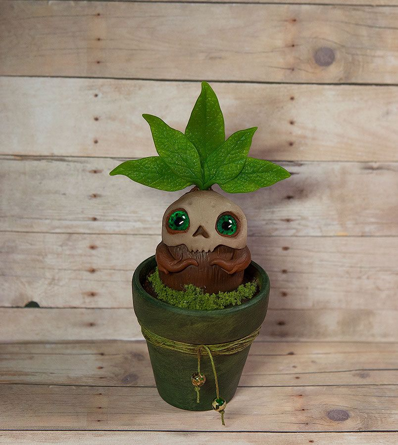 Mandrake from the jungle by Furrykami-creatures on DeviantArt