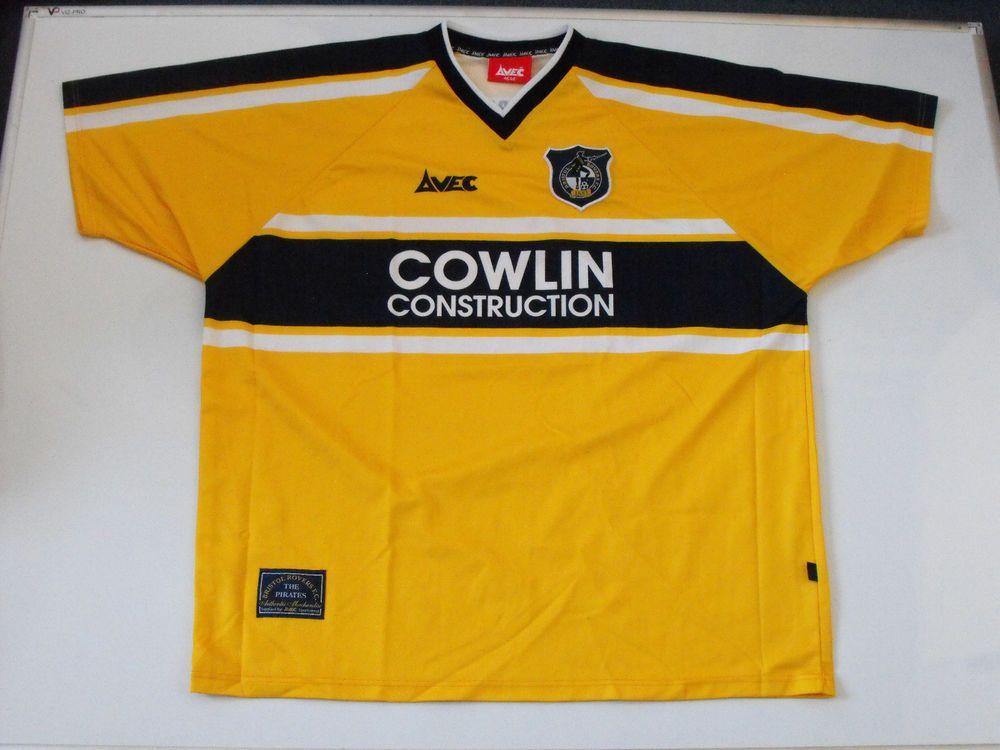the best attitude 1f9e0 a029b Bristol Rovers Away Shirt 1999-2000