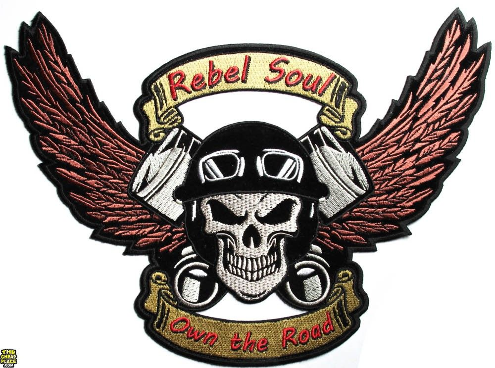 Badge Old Men Need Love too Bikers Embroidered Patch