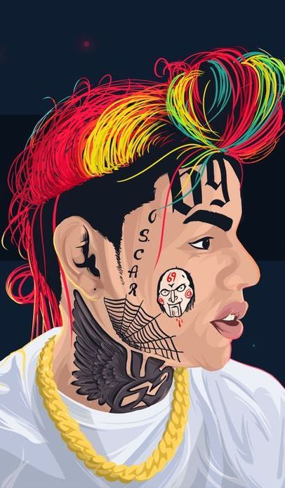 So 6ix9ine Has Officially Released Dummy Boy A Few Days After The