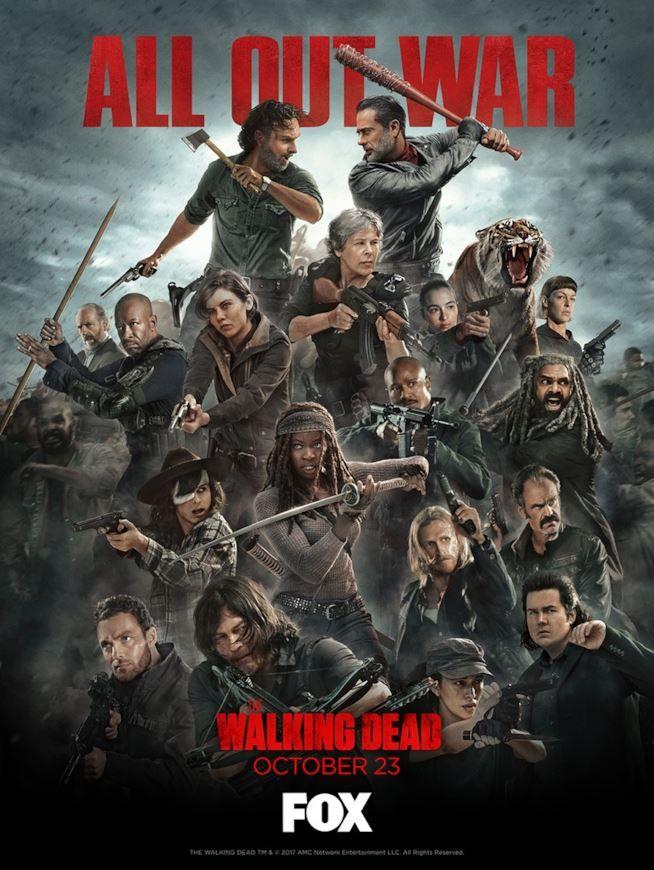 Pin By Josh On The Walking Dead Fans Walking Dead Season 8 The