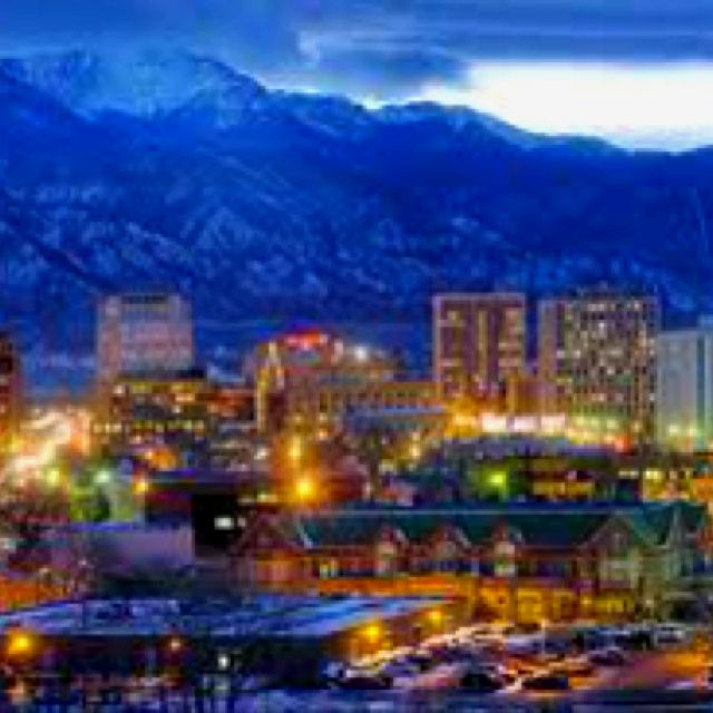 Downtown Colorado Springs God I Miss This Place So Much Colorado Springs Colorado Favorite Places
