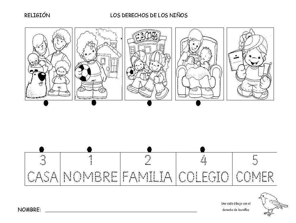 Material Para Docentes Profe Yano Pagina 15 Deberes De Los Ninos Imagenes De Los Derechos Obligaciones Del Nino
