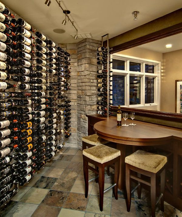 wine cellar photos small home bar design pictures remodel decor and ideas - Wine Cellar Design Ideas