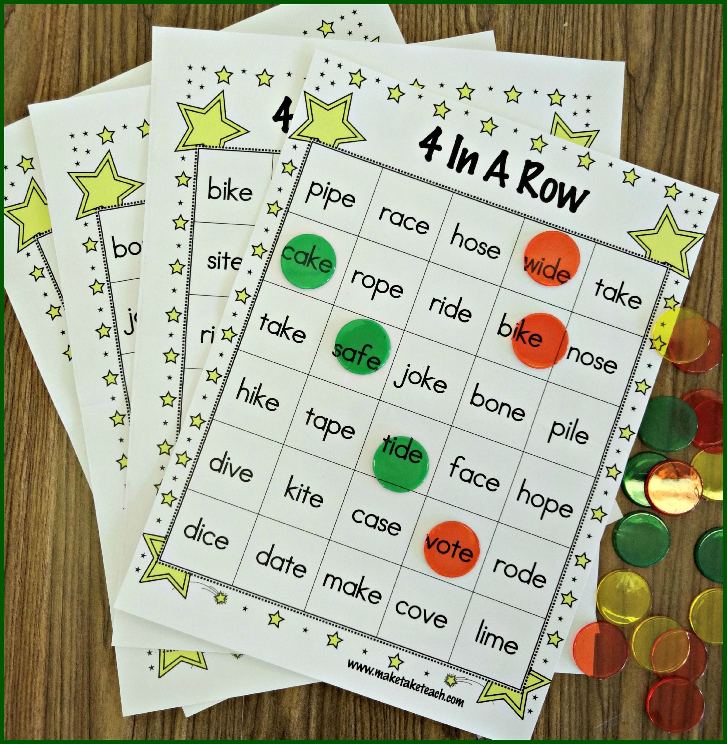 Magic E Activity Pack And Intervention Kit