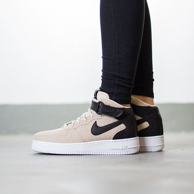 Buty Nike Air Force 1 07 Formateurs En Daim De Prime