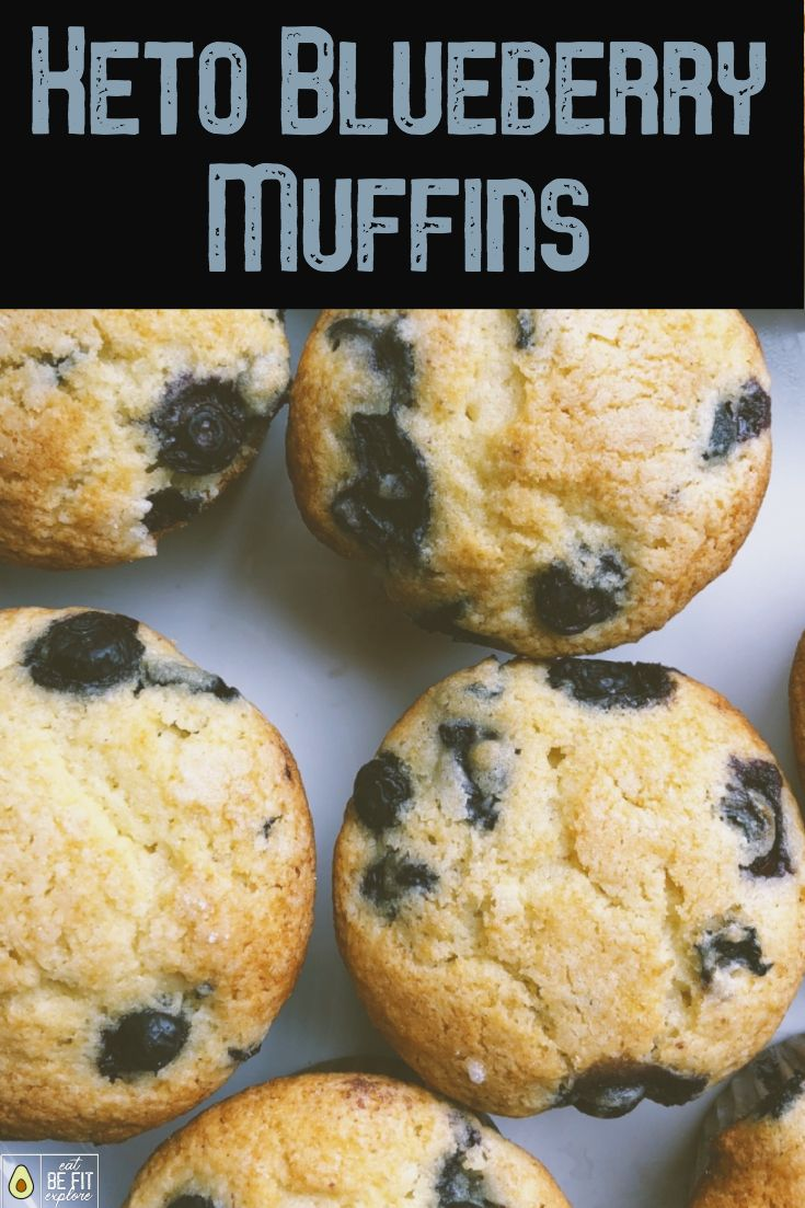 To Good To Be Healthy Blueberry Muffins Recipe Keto