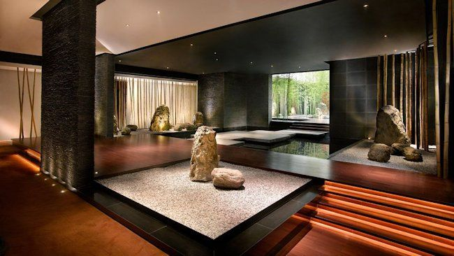 Home Spa Design Ideas: Banyan Tree Spa Macau Voted Best Spa Design Of The Year