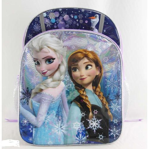 She ll be fearless and confident like Anna and Elsa as she sports her  favorite Disney Frozen Backpack.  WhySchoolRules cbca21a764