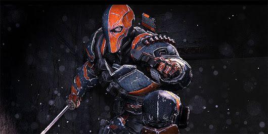 Primera imagen oficial de Deathstroke en la 'Liga de la Justicia'