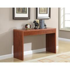Northfield Wall Console Table Cherry Kmart Entryway Pinterest