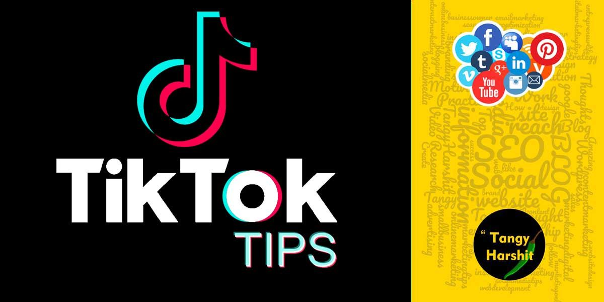 Tiktok Tips Top 10 Tips And Tricks To Become Famous On Tiktok Tips Going To Work How To Introduce Yourself