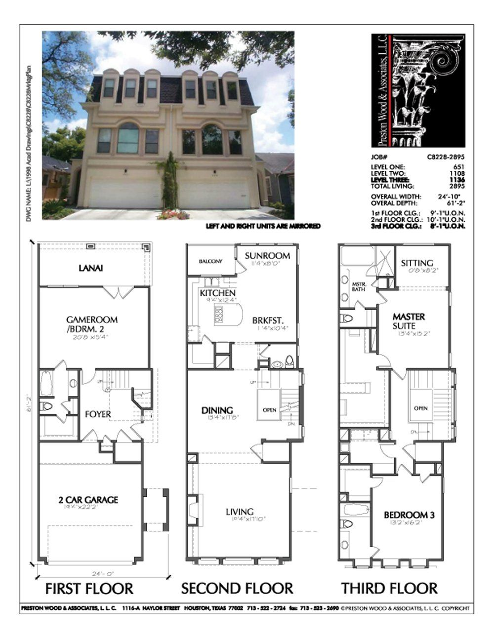 this two story home plan has 2895 square ft of living on small modern home plans design for financial savings id=51420