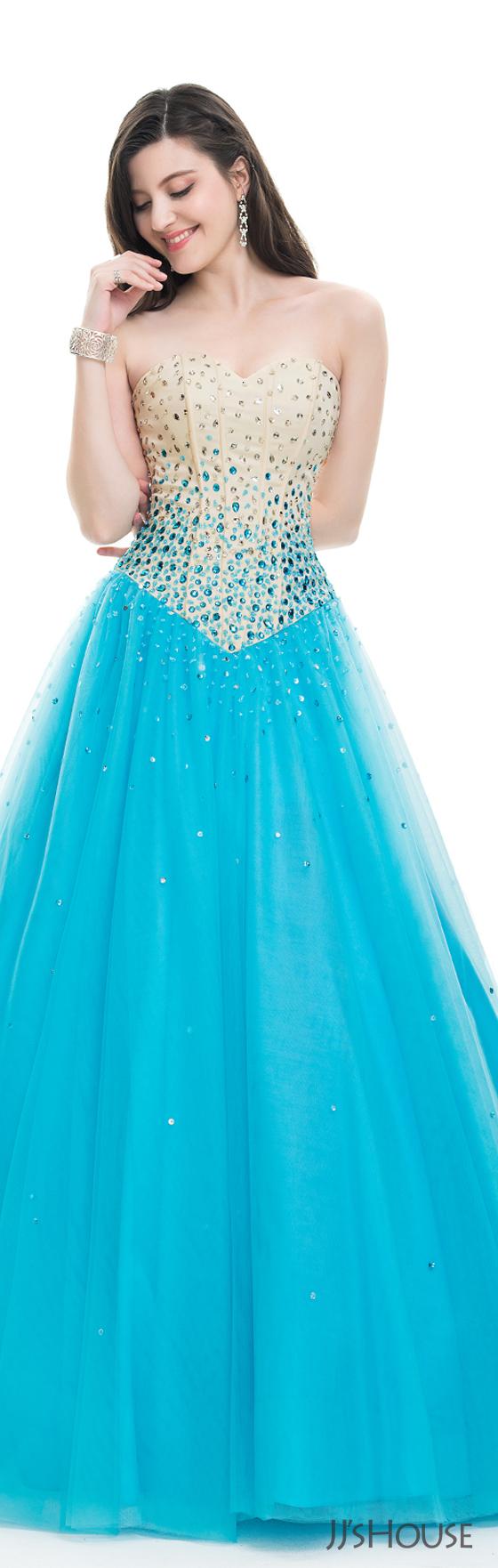 Colorful Prom Dresses Jjshouse Model - Wedding Dress - googeb.com