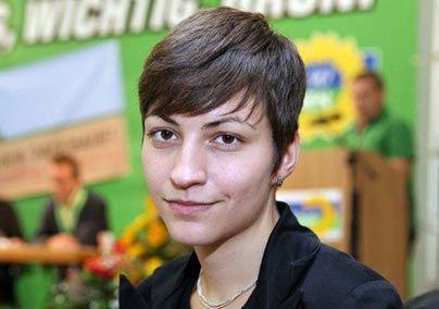 Le 'vert' Ska Keller, candidata a preside le Europee Comision