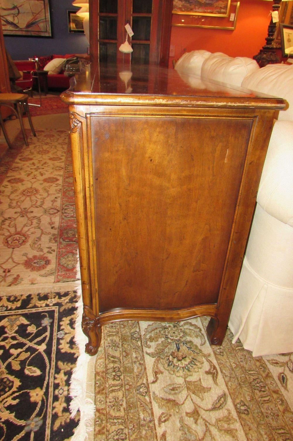 Vintage Henredon Bedroom Furniture Villandry French Louis Xv Style Dresser
