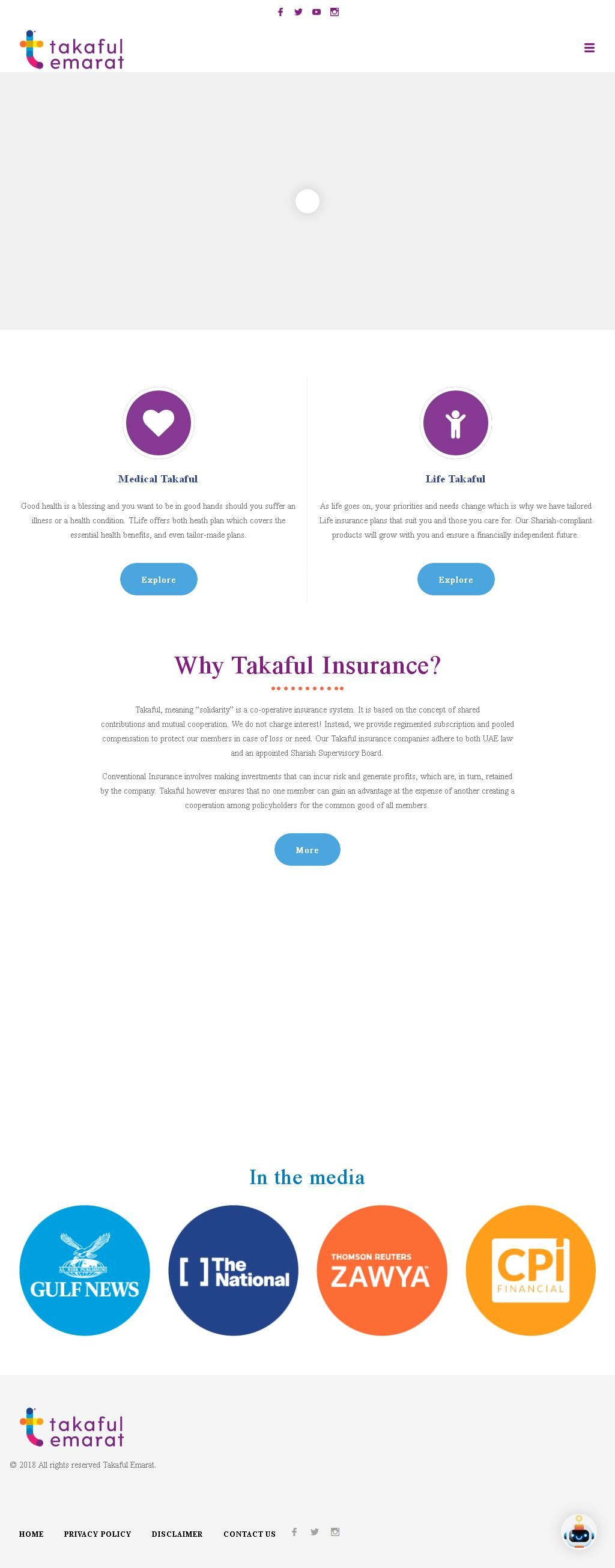 Takaful Emarat Insurance Company Al Buhaira Building, 309 ...