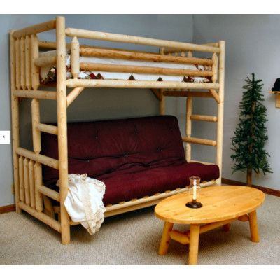 Found It At Wayfair Ca Twin Over Futon Bunk Bed With
