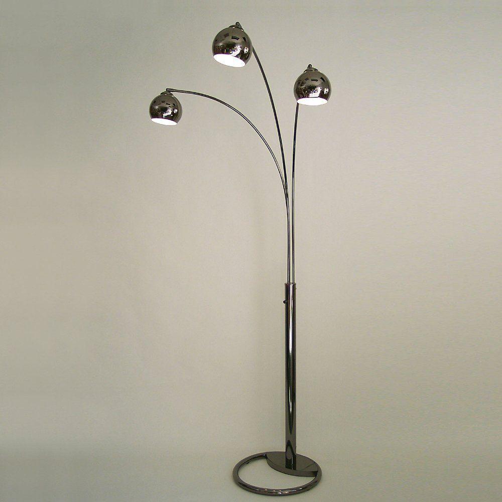 3 Light Crystal Floor Lamp Costco in 2020 Lamp, Floor lamp