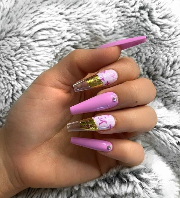 Pin by ☆stephania☆ on Nails | Coffin nails designs ...