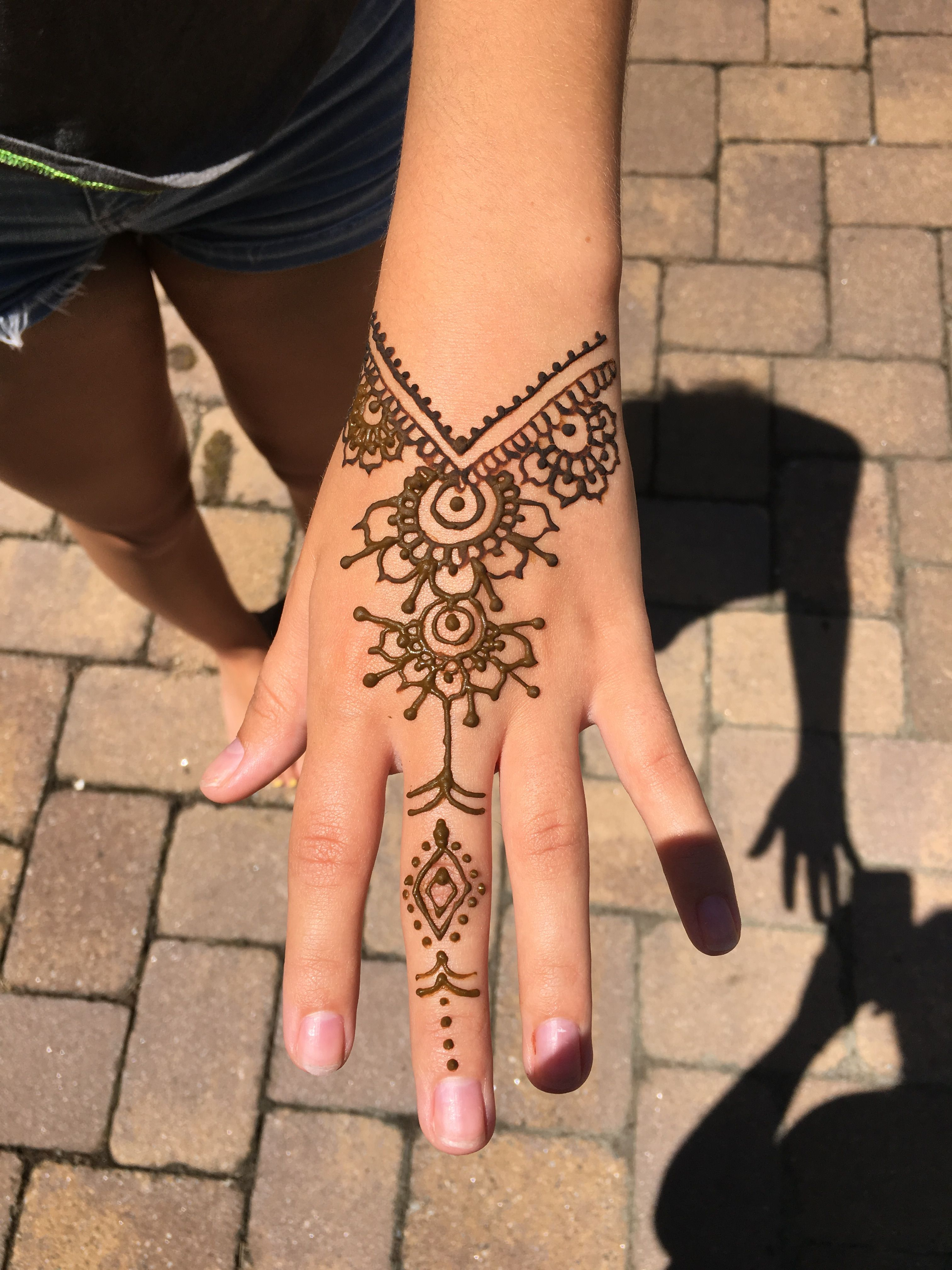 Henna Hand Designs Henna Tattoo Hand Henna Tattoo Diy Henna