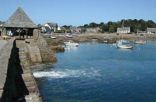 Piet Smulders > Frankrijk >GR 34 Wandelen Bretagne (GR 34 Sentier des douaniers) (Côte de Granit rose (Roze granietkust) + Presqu`Île de Crozon (Schiereiland Crozon)