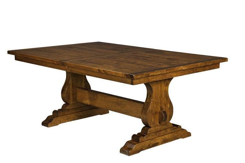 Austin Trestle Table Trestle Dining Tables Dining Table Dining Room Table
