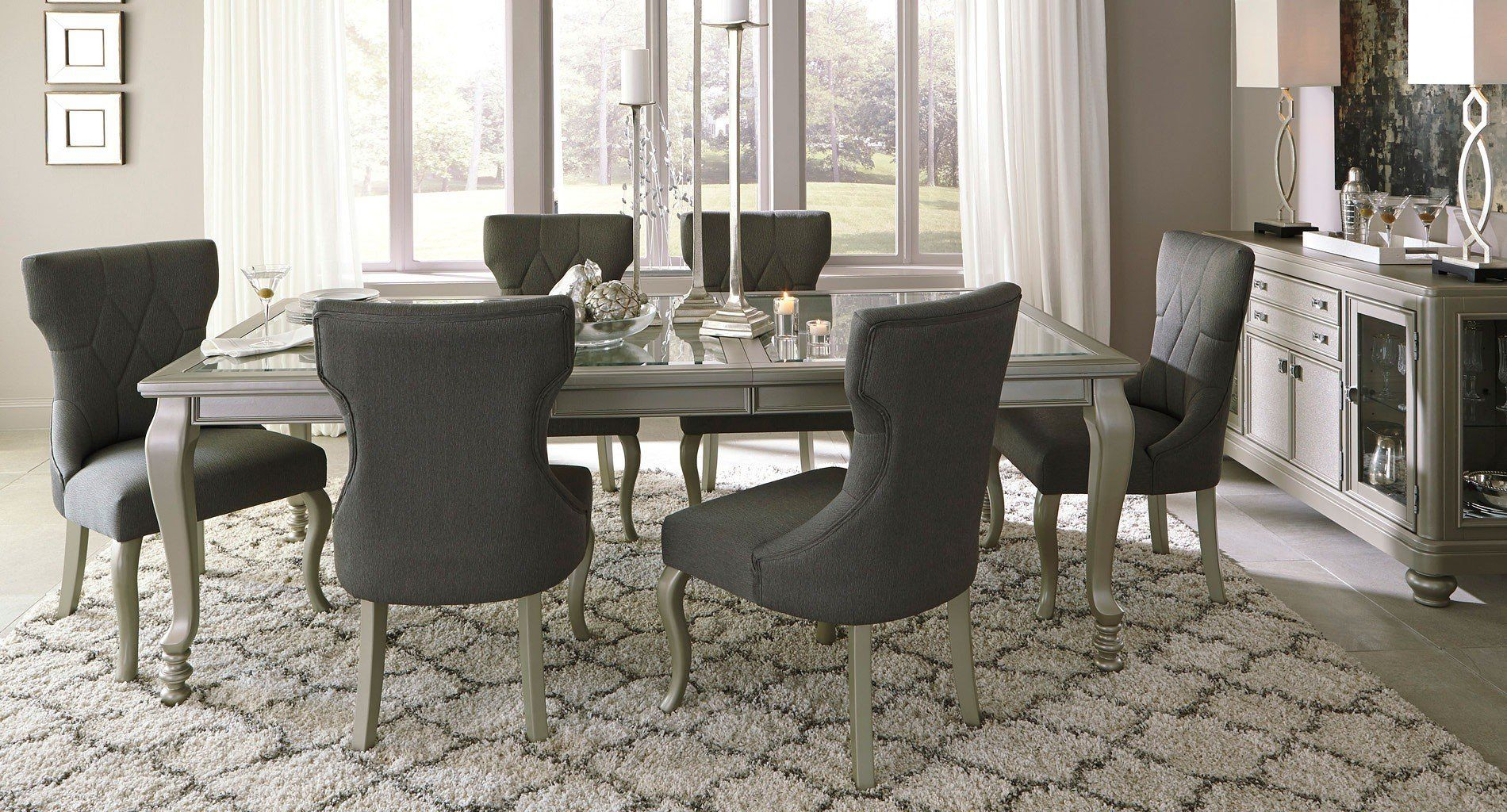 Coralayne Dining Room Set pany Pinterest