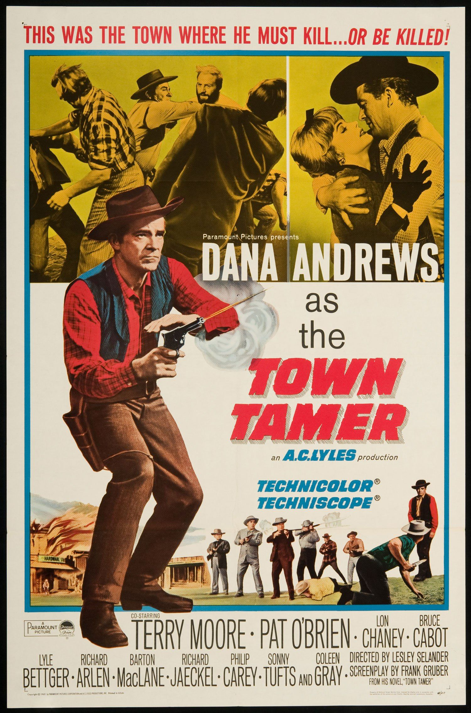Watch Town Tamer Full-Movie Streaming