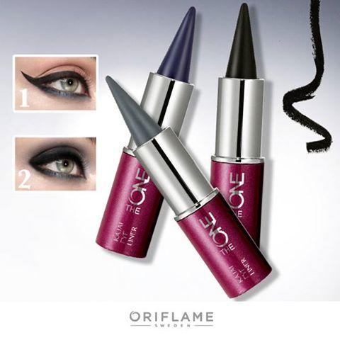 Eye Liner Delineador De Ojos Kajal Oriflame The One En Trs Tonos