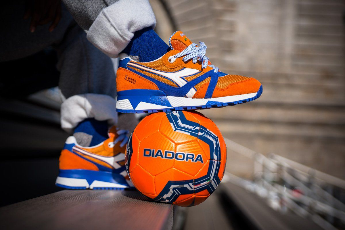 Packer Shoes X Diadora N 9000 Dinamo Zagreb Eu Kicks Sneaker Magazine Diadora Sneakers Adidas Shoes Outlet