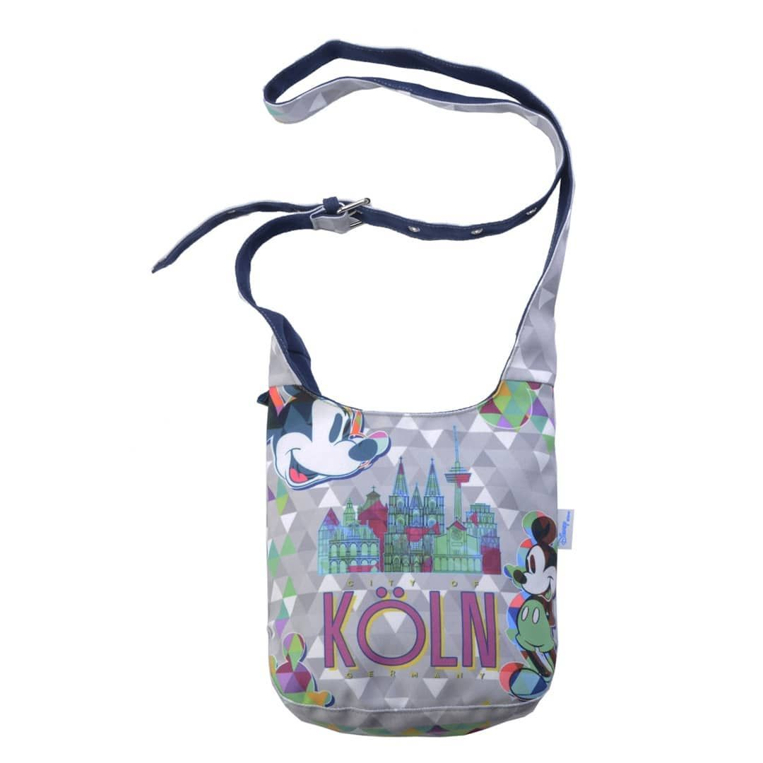 Disney Umhangetasche Koln Edition Mickymouse Deutschland Northrhinewestphalia Koln Koln Derkolnshop Tasche Geschen Sports Bra Fun Adventure Travel
