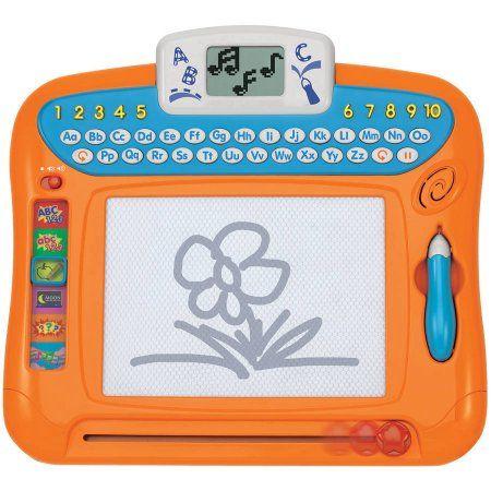 Write 'N Draw learning Board, Orange