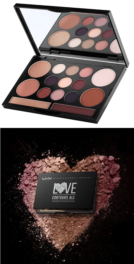 FREE NYX Professional Makeup Palette When You Spend £30 On