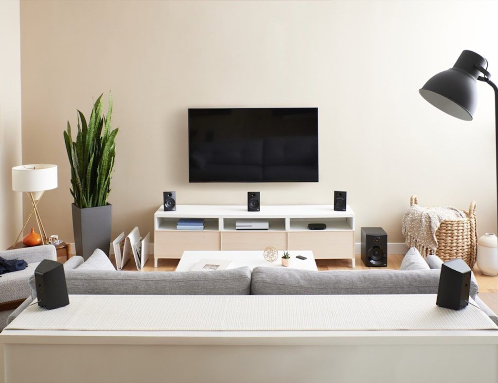 Logitech Z606 5 1 Surround Sound Speakers System Fills Your Room Surround Sound Speakers Surround Sound Speaker System