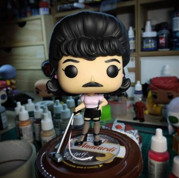 Brian May Pop Vinyl Queen